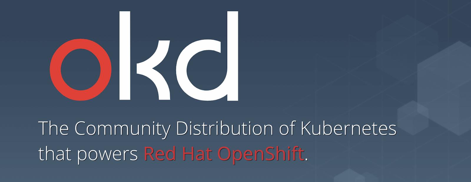 OKD logo.